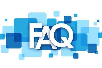 FAQ for RC Application 2019/20